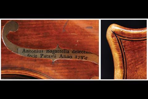 Antonius bagatella, details